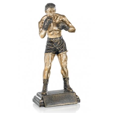 Trophée Résine Boxe 29 cm