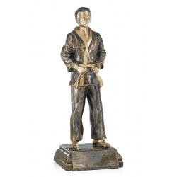 Trophée  Judo bronze 42 cm