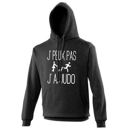 Sweat J'Peux Pas J'ai Judo II
