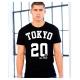 Tshirt Tokyo 2020 all star