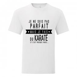 Tshirt karaté parfait