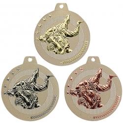 Médaille Judo NQ09 50 mm