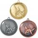 Médaille Judo NK07 65mm