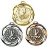 Médaille Judo NF7 40 mm