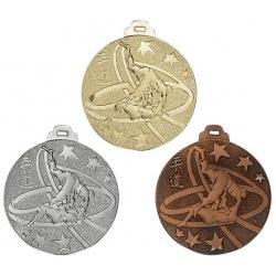 Médaille Judo NY07 50 mm