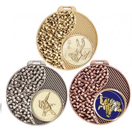 Médaille Judo 089