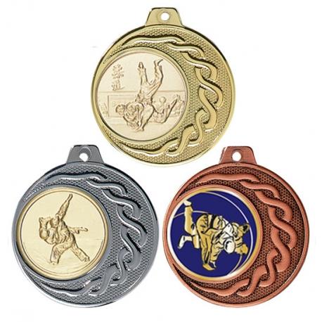 Médaille Judo Q016