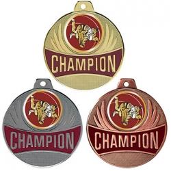 Médaille Judo CX16 50 mm