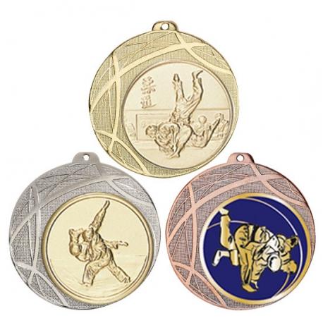 Médaille Judo 016