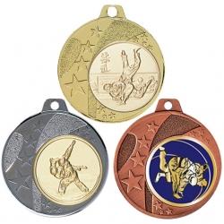 Médaille Judo 036 40mm