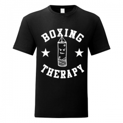 Tshirt Boxe Therapy