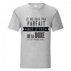 Tshirt Boxe Parfait