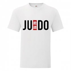 Tshirt judo red