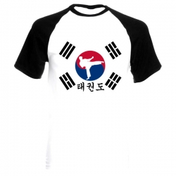 Tshirt TKD Corée