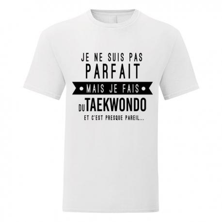 Tshirt TKD Parfait
