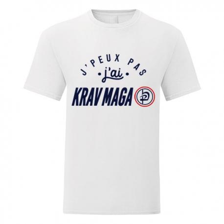 Tshirt Krav Maga Peux Pas