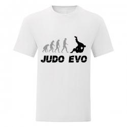Tshirt Judo Evolution