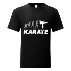 Tshirt Karaté Evolution