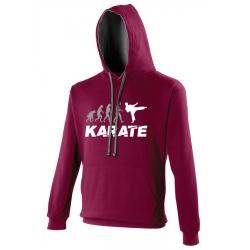 Sweat Karaté Evolution