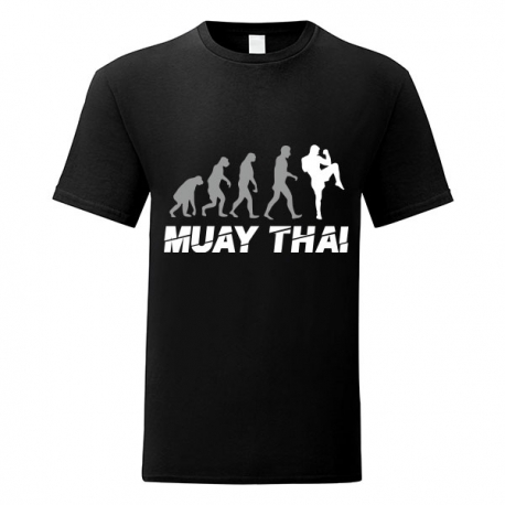 Tshirt Muay Thai Evolution