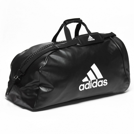 "Sac Adidas entraînement 2 en 1 ""Speed"" blanc"