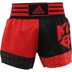 Short Adidas Kick Boxing Rouge