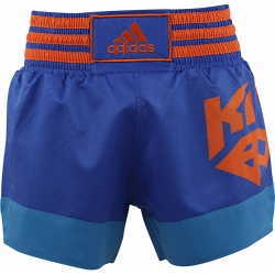 Short Adidas Kick Boxing Bleu