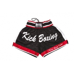 Short Metal Boxe Kick Boxing