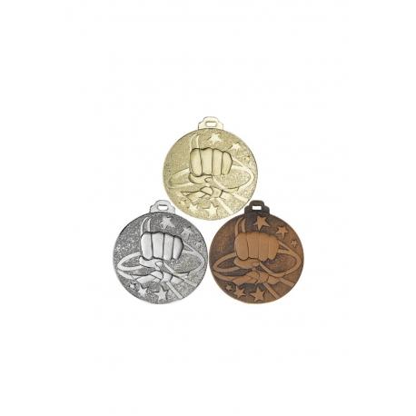 Médaille Karaté NY06 50 mm