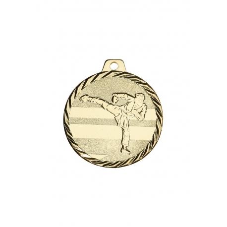 Médaille Karaté NZ11 50 mm