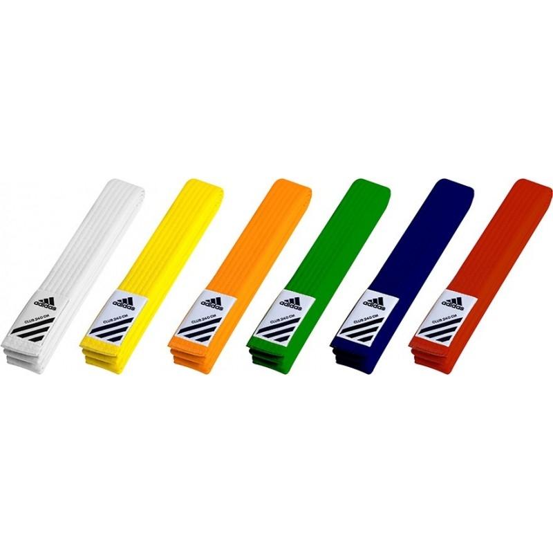 c272c2d55505 ceinture judo adidas club