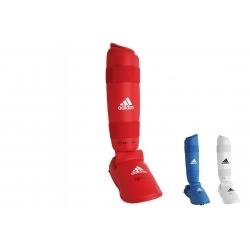 Protège Tibias + Pieds ammovible Adidas