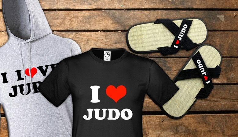 zoori i love judo